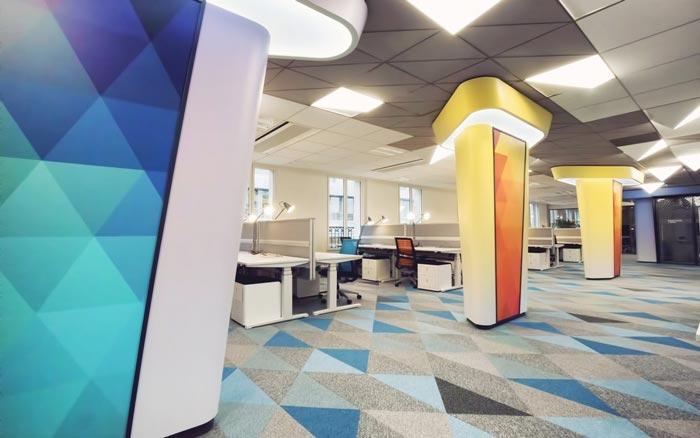 互联网公司办公室如何装修设计