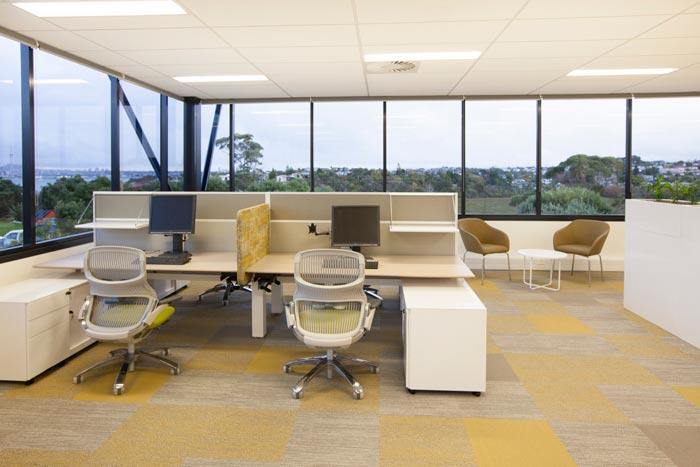 进出口公司办公室如何装修设计
