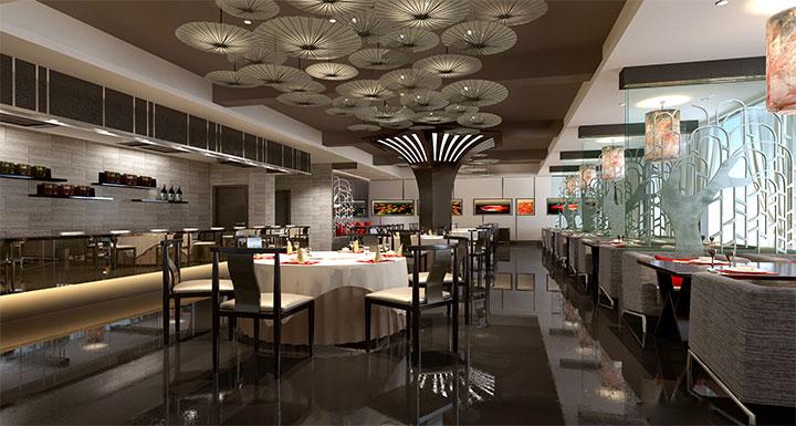 醉江南特色餐厅装修设计案例