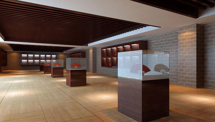 工艺品店展厅如何装修设计