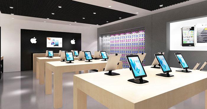苹果专卖店装修设计