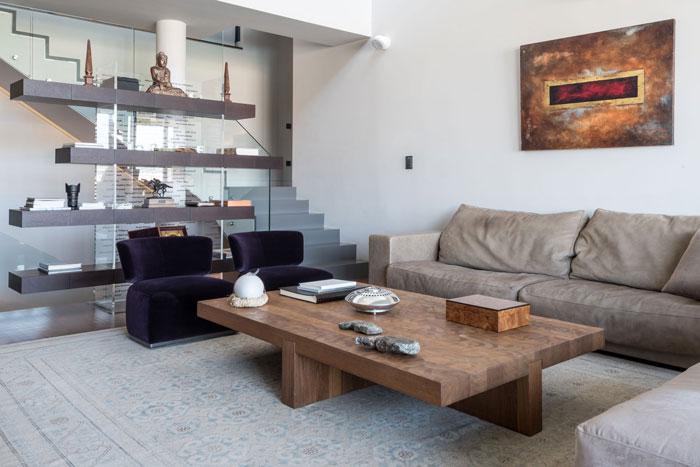 青岛别墅室内软装装修设计案例