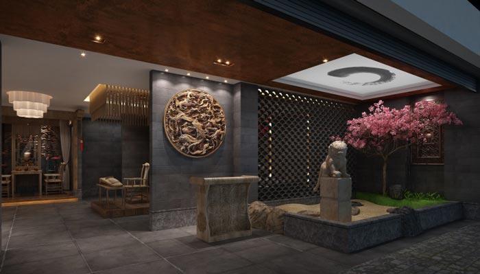 禅文化茶楼茶室应该如何装修设计