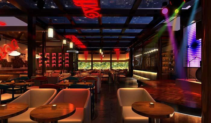 休闲酒吧如何装修设计