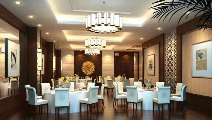 中式私房菜餐厅装修设计案例