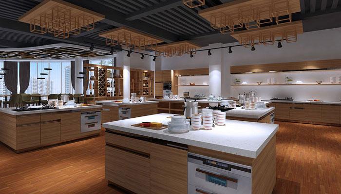 食品类展厅如何装修设计