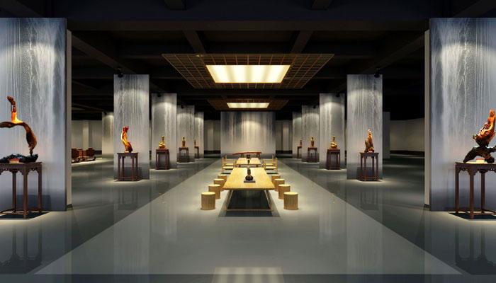 家具文化展馆如何装修设计