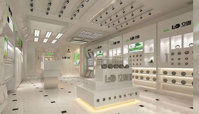 灯具展厅如何装修设计