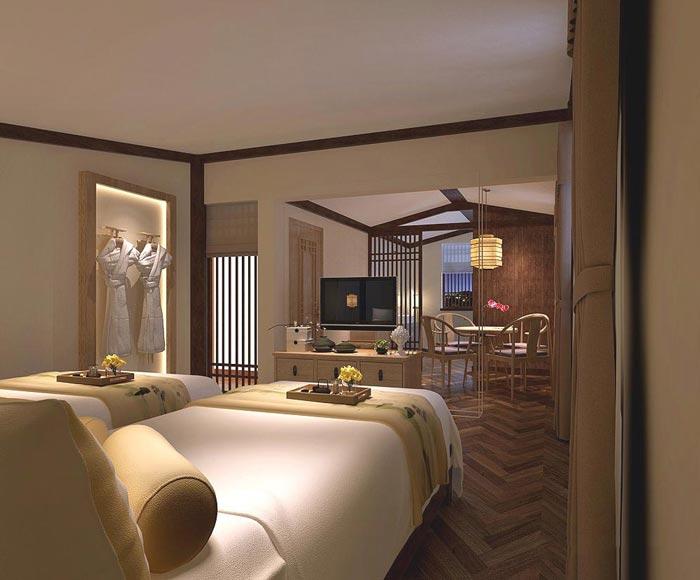 茶文化主题酒店如何装修设计