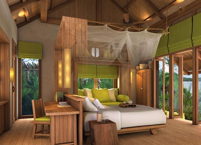 私人度假酒店装修设计案例
