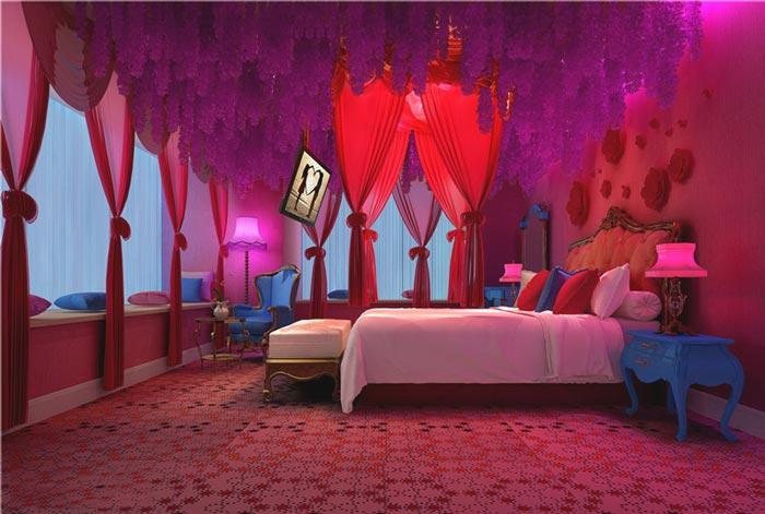 爱情酒店装修设计案例