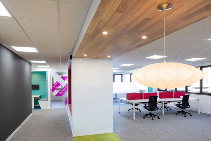 家纺家饰公司办公室如何装修设计