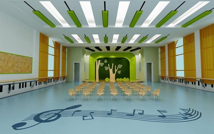 现代简约幼儿园如何装修设计