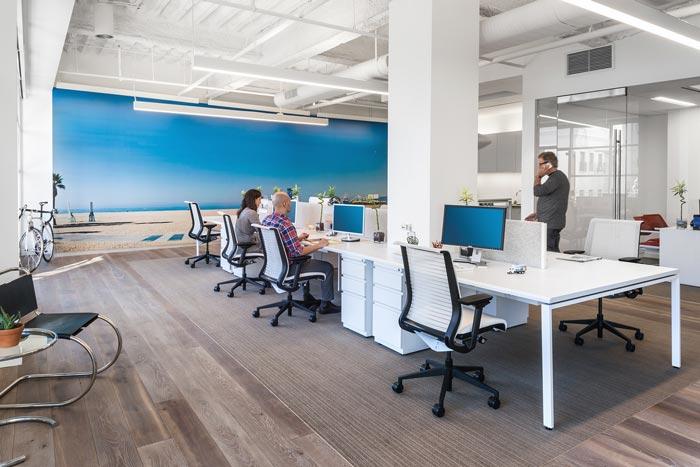 五金公司办公室空间如何装修设计