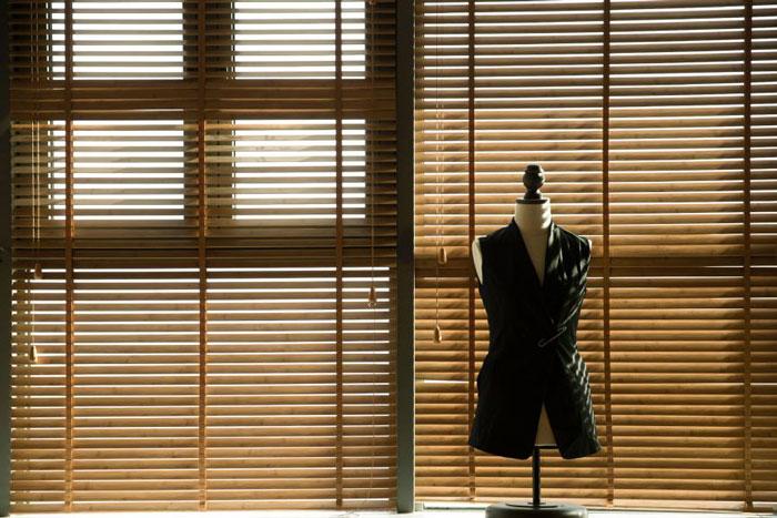 80平方办公室窗户帘装修设计效果图