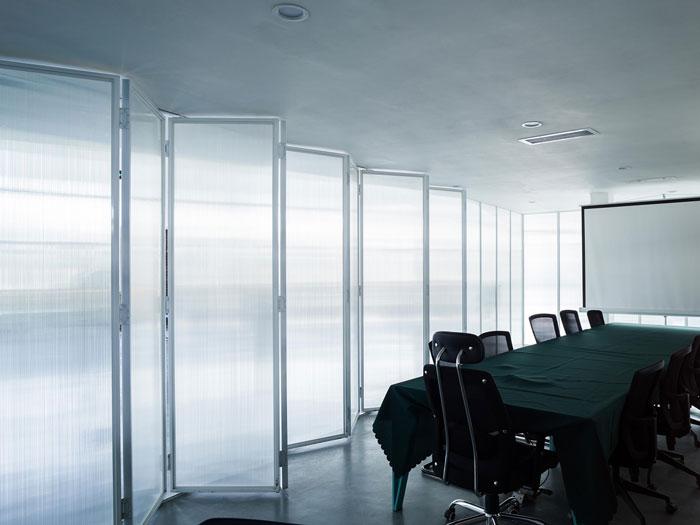 厂房改造办公室会议室装修设计效果图